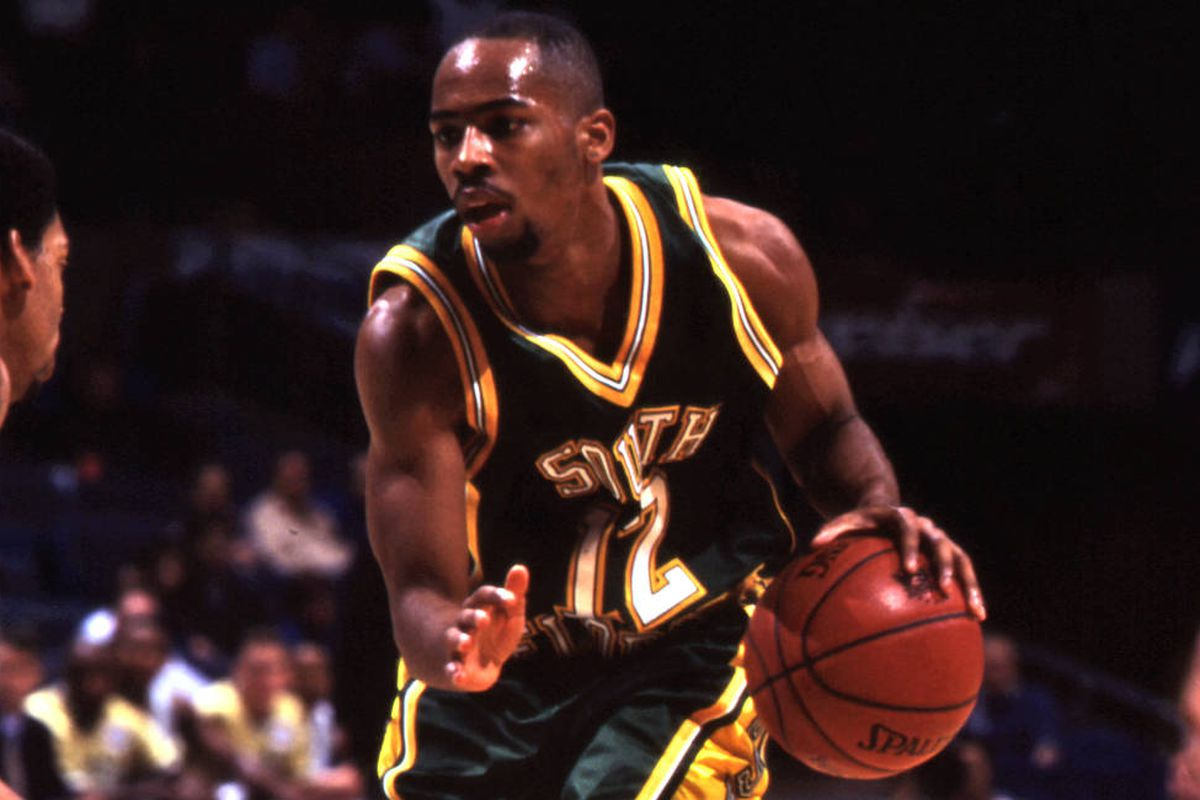 Chucky Atkins, who played for USF from 1992-96 and went on to an 11-year NBA career, is coming back to the program as a student manager.