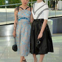 Jen Brill and Olivia Kim
