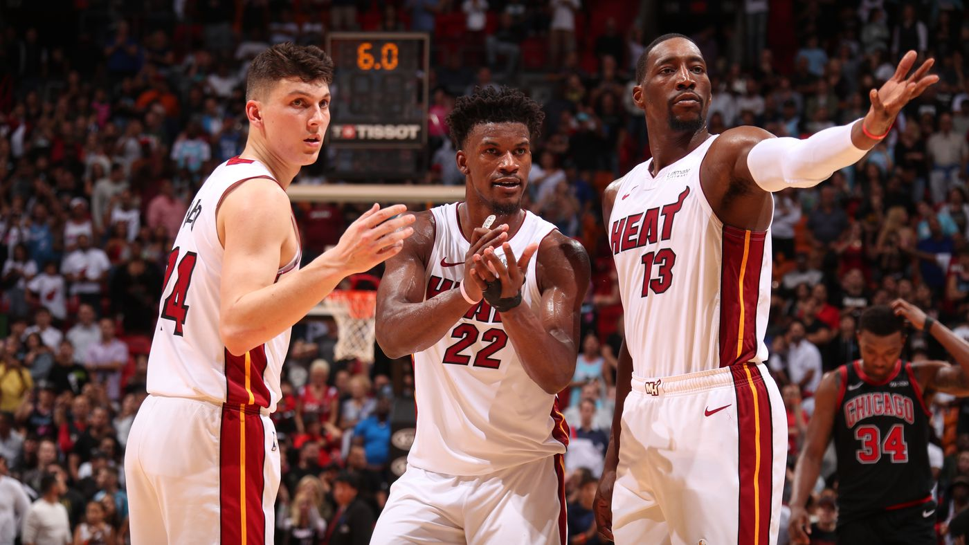 How Jimmy Butler became a great teammate and leader on the Miami ...