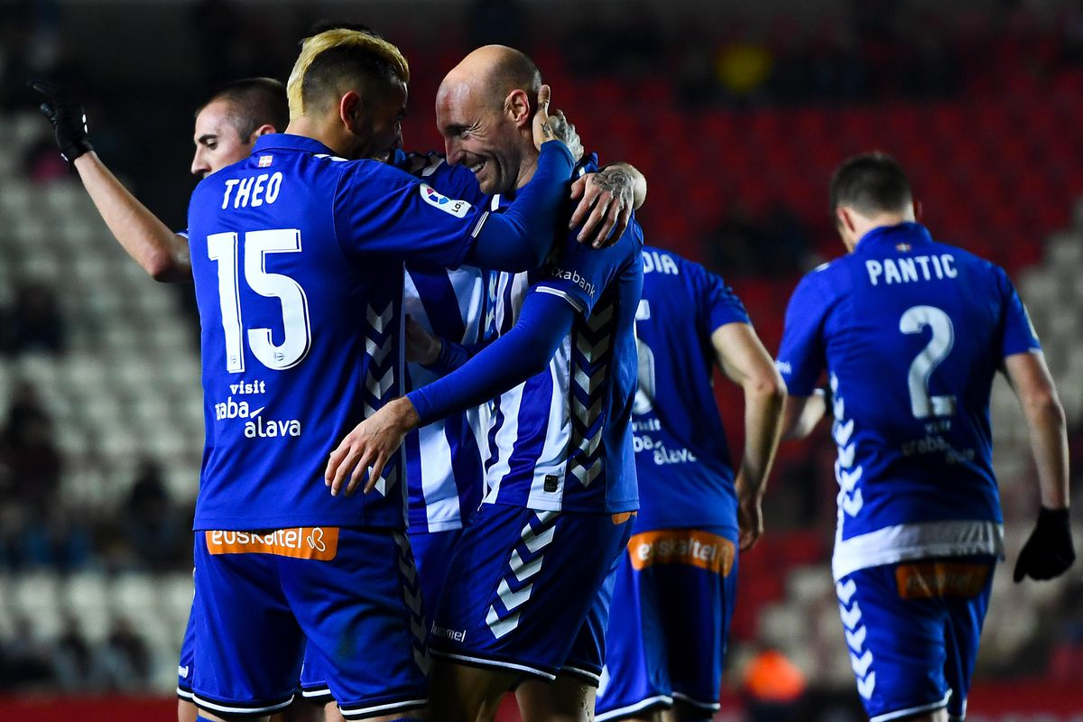 Nastic Tarragona v CD Alaves - Copa del Rey