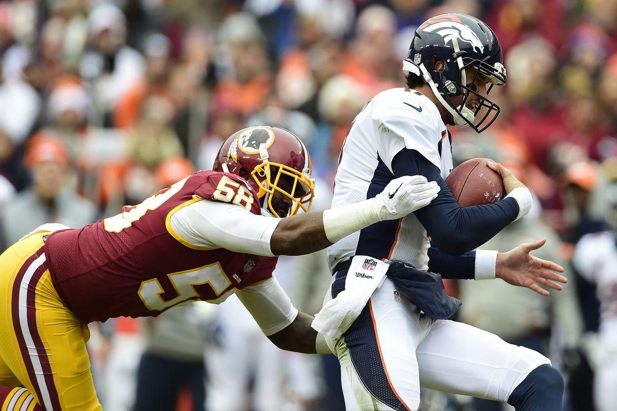 Denver Broncos v Washington Redskins