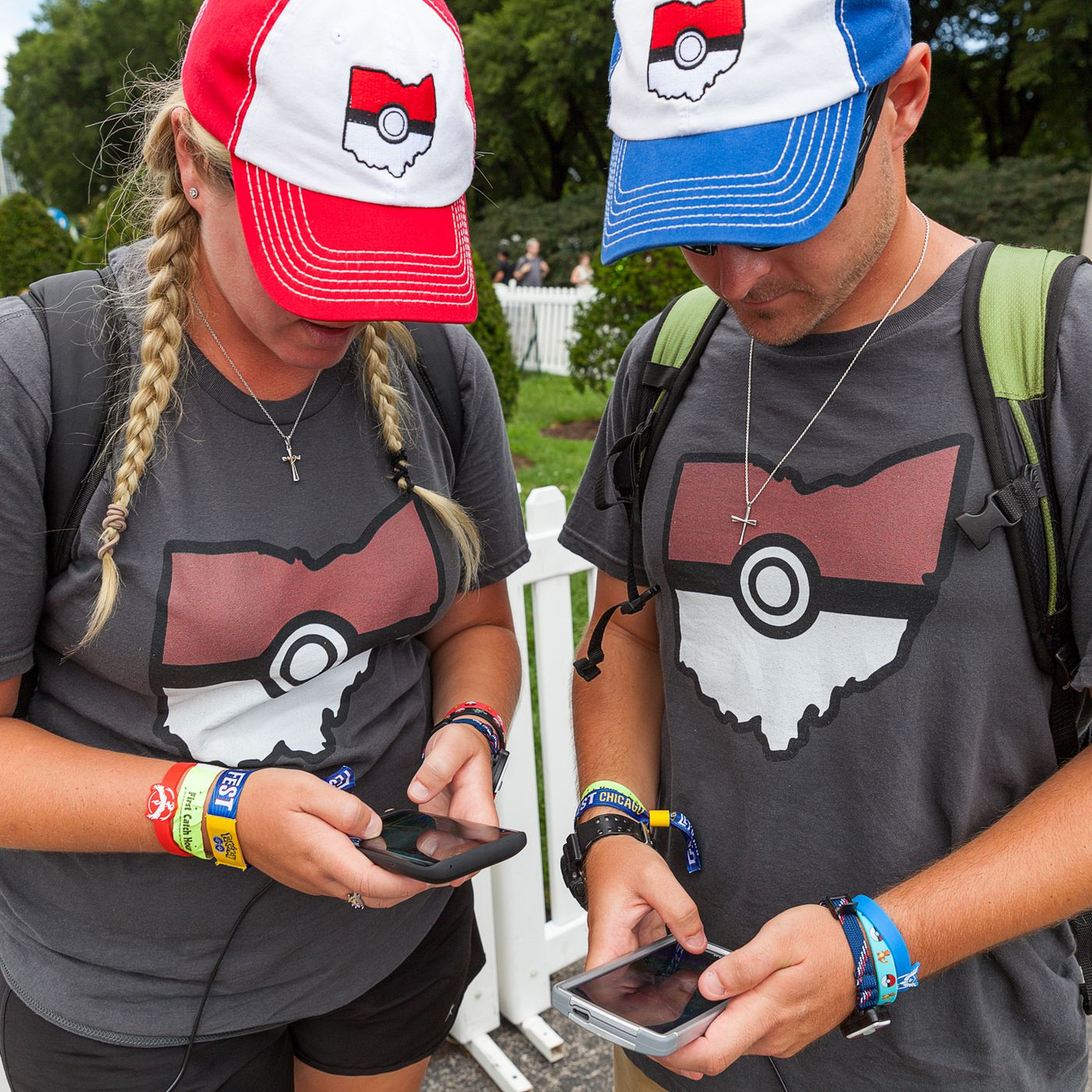 I went to Pokémon Go Fest, and it was a disaster - The Verge