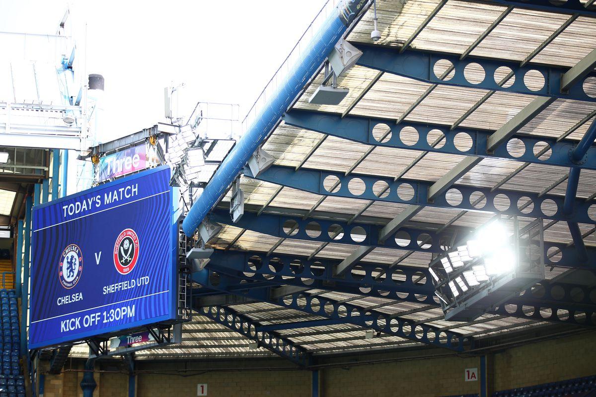 Chelsea v Sheffield United: Emirates FA Cup Quarter Final