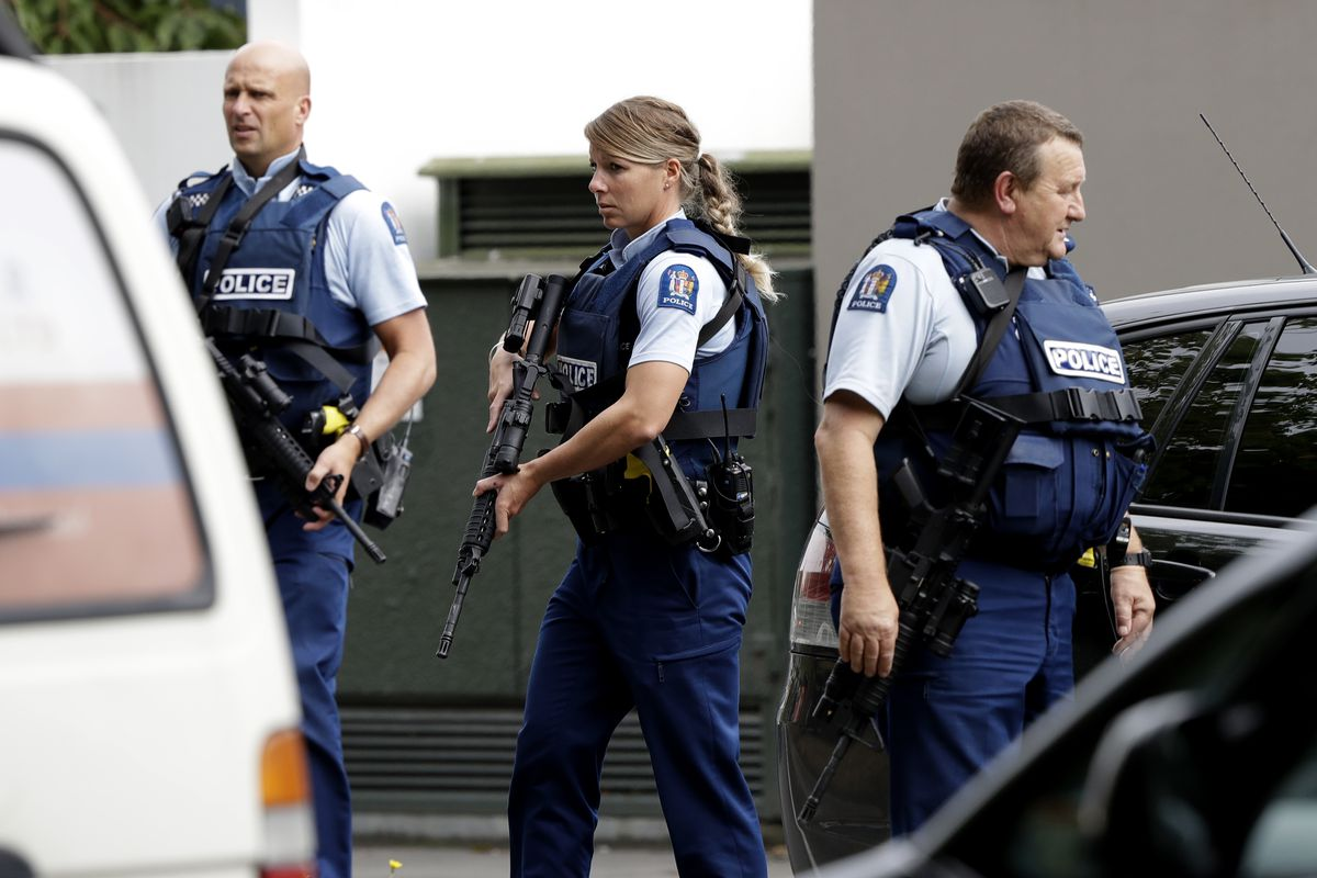 Christ Church Shooting Photo: New Zealand Mosque Shooting: What We Know So Far About The