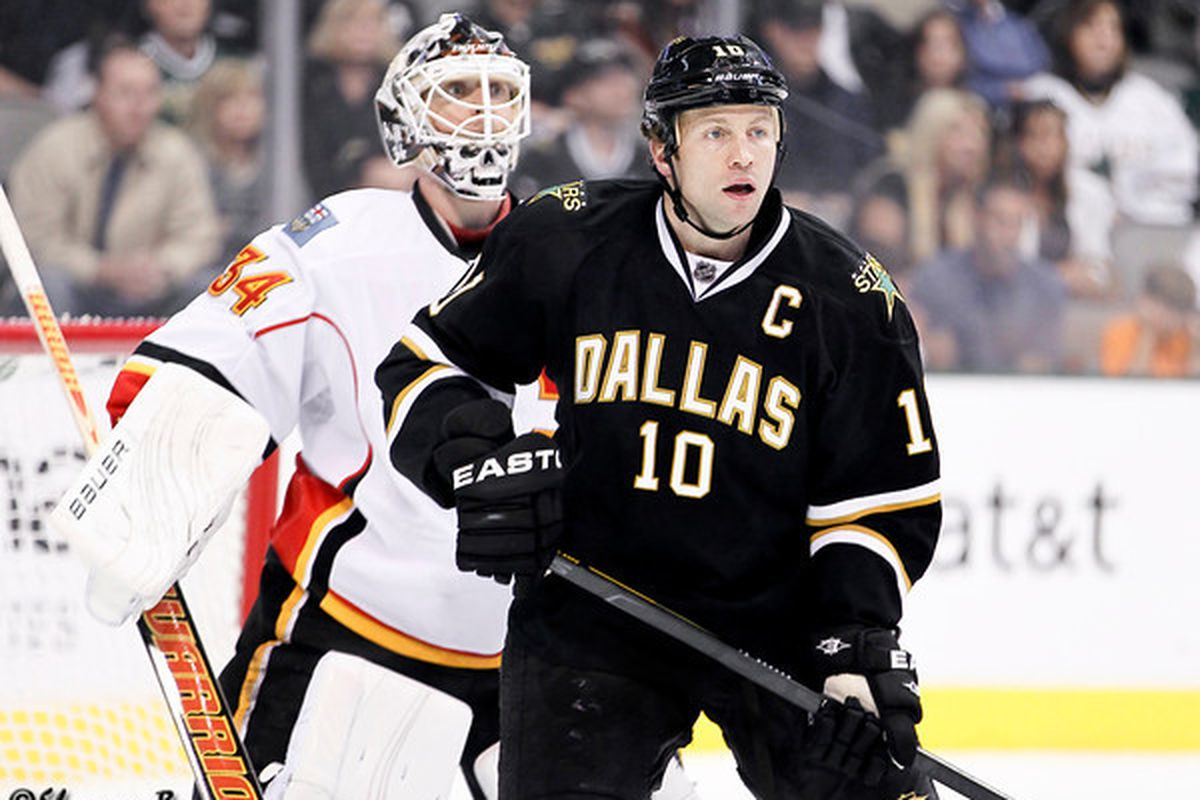 "via <a href=""http://www.myhockeyshots.com/DallasStars2011-2012Season/Games/032412-Stars-vs-Flames/i-VBMnFGG/0/M/6359-morrow-M.jpg"">www.myhockeyshots.com</a>"