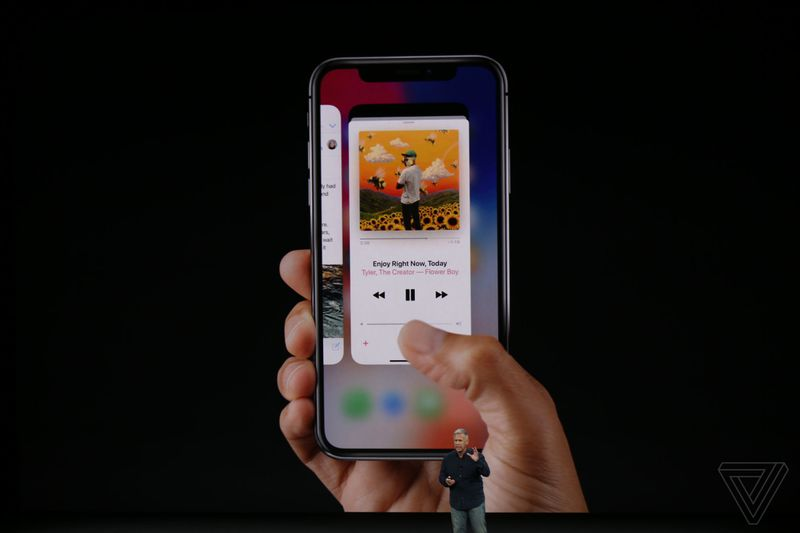 Face ID According To Apple Is Orders Of Magnitude More Secure Than Touch The Company Claims A 1 In 1000000 Chance Another Person Being Able