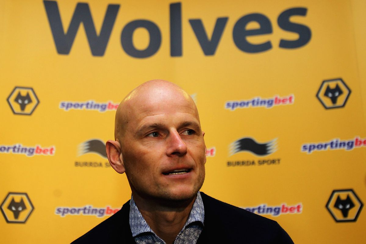 Stale Solbakken heads to Elland Road for his first game in charge of Wolverhampton Wanderers.(Photo by Matthew Lewis/Getty Images)