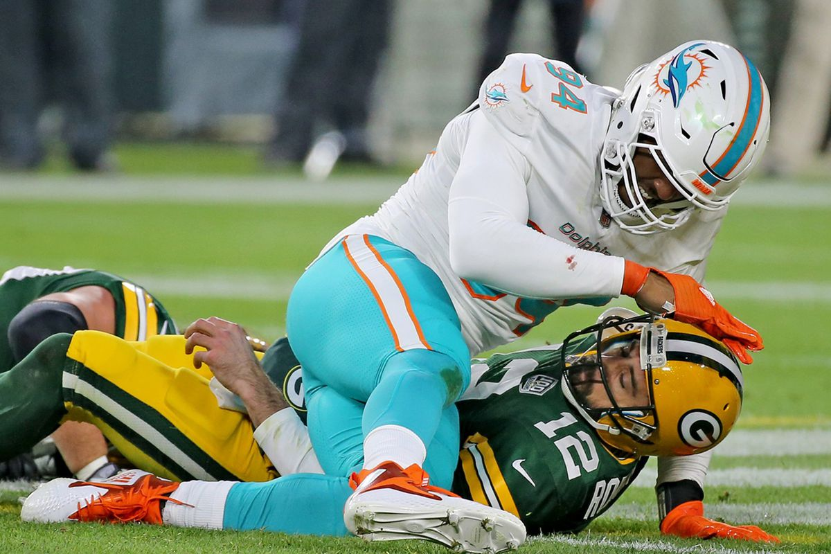 Miami Dolphins vs. Green Bay Packers