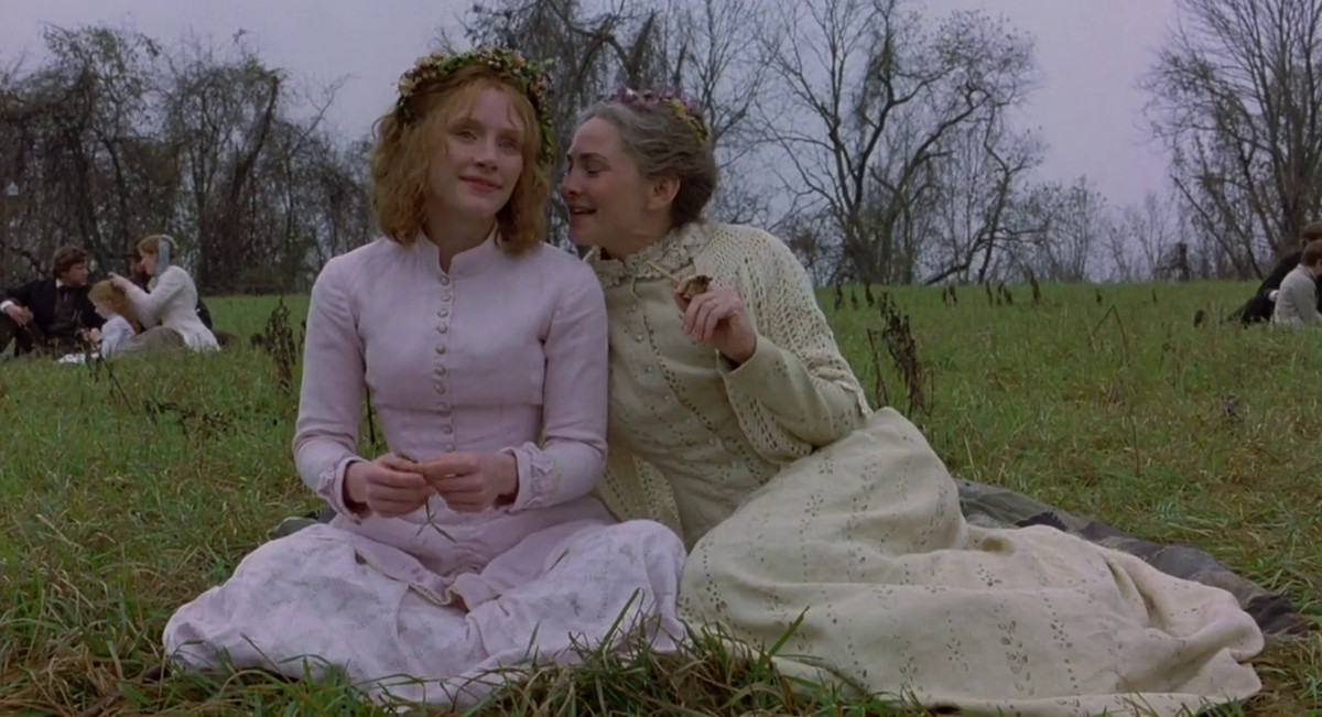 The Village is a beautiful movie.