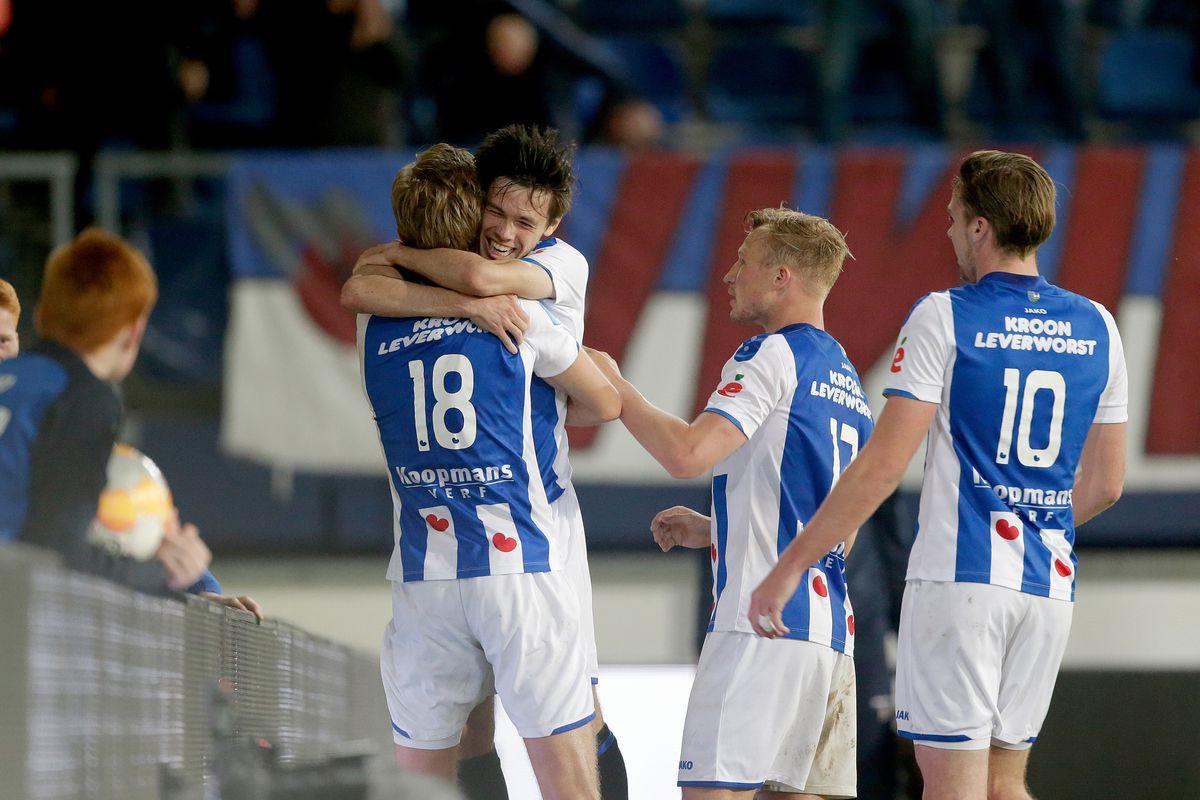 SC Heerenveen v VVV-Venlo - Dutch Eredivisie