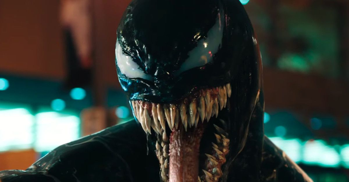 Venom is officially rated PG-13, despite R-rated expectations