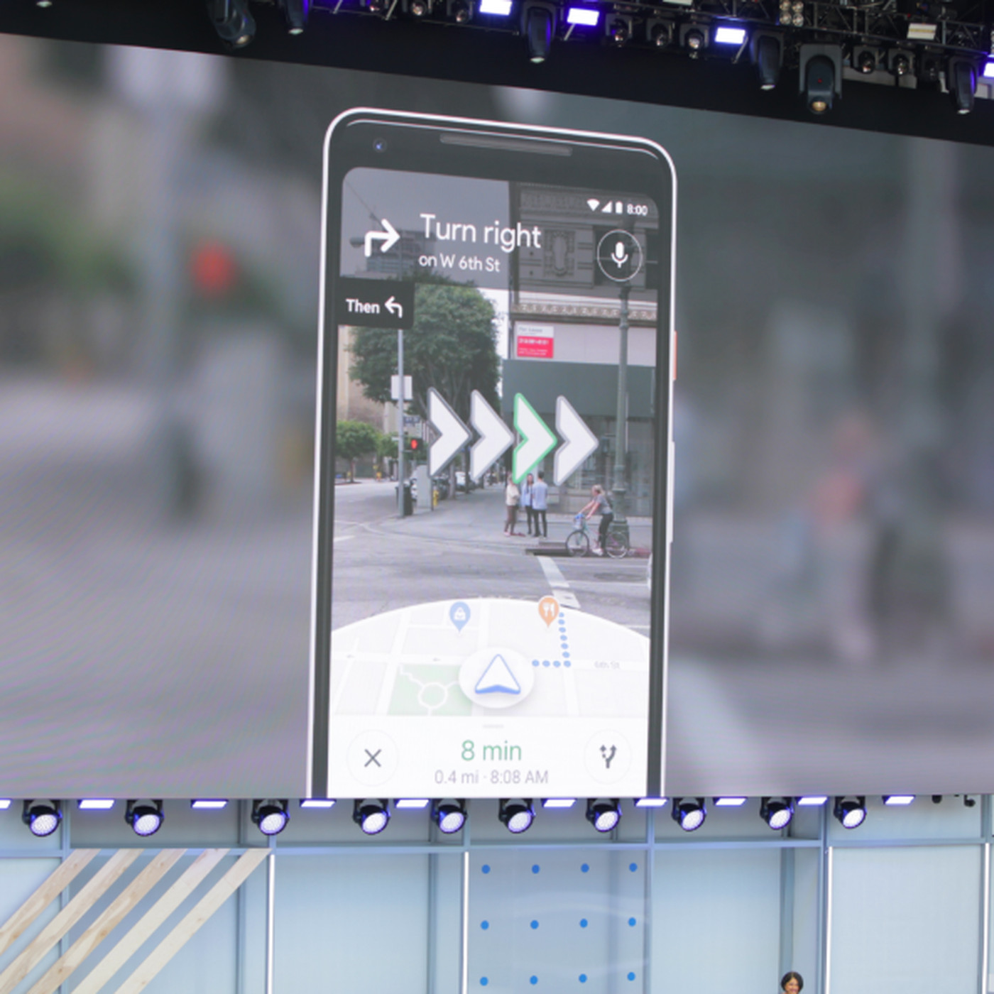 google maps is getting augmented reality directions and recommendation features the verge