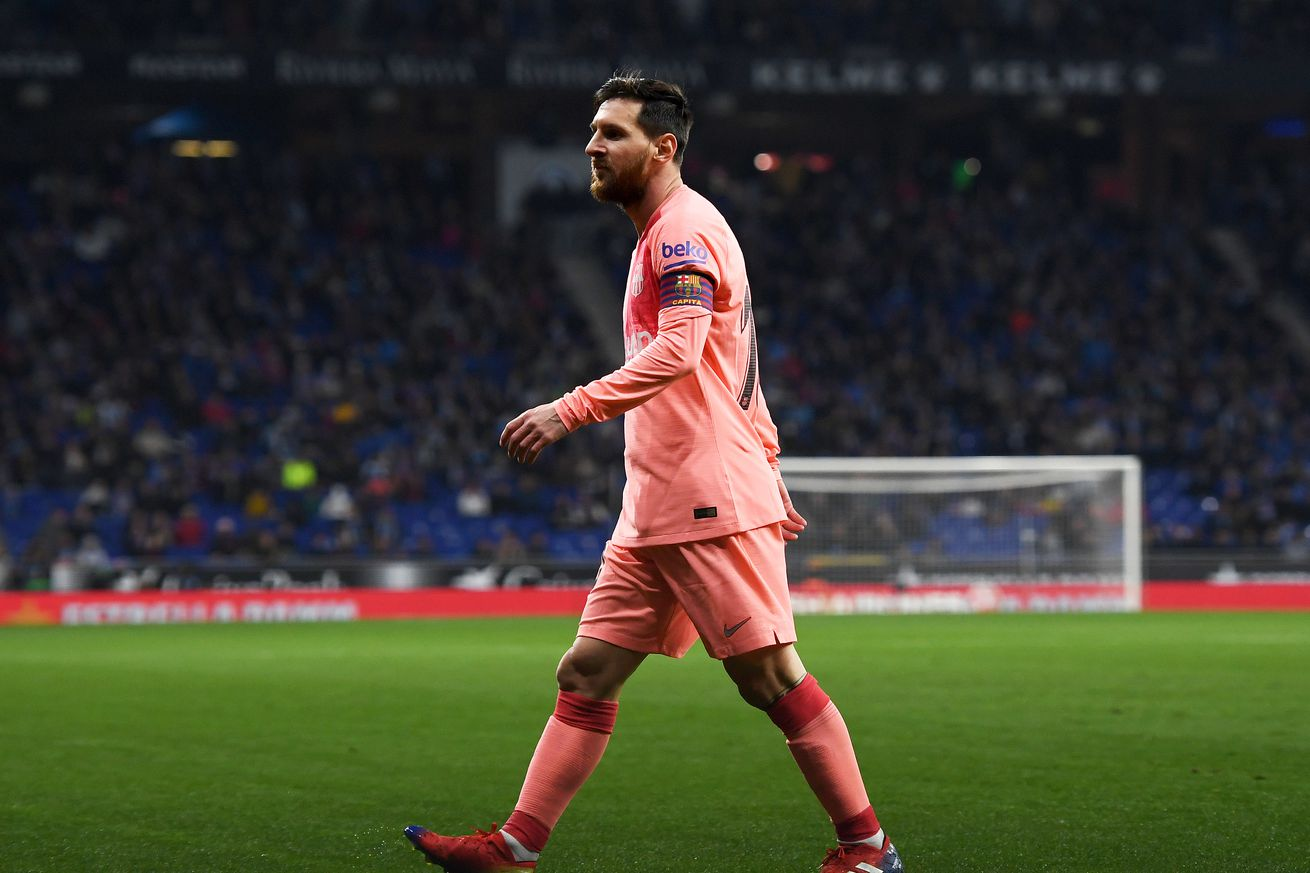 Lionel Messi and six others nominated for UEFA Team of the Year (VOTE NOW)