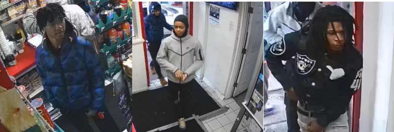 Police say these three people are wanted in a May 28 murder in Avalon Park.
