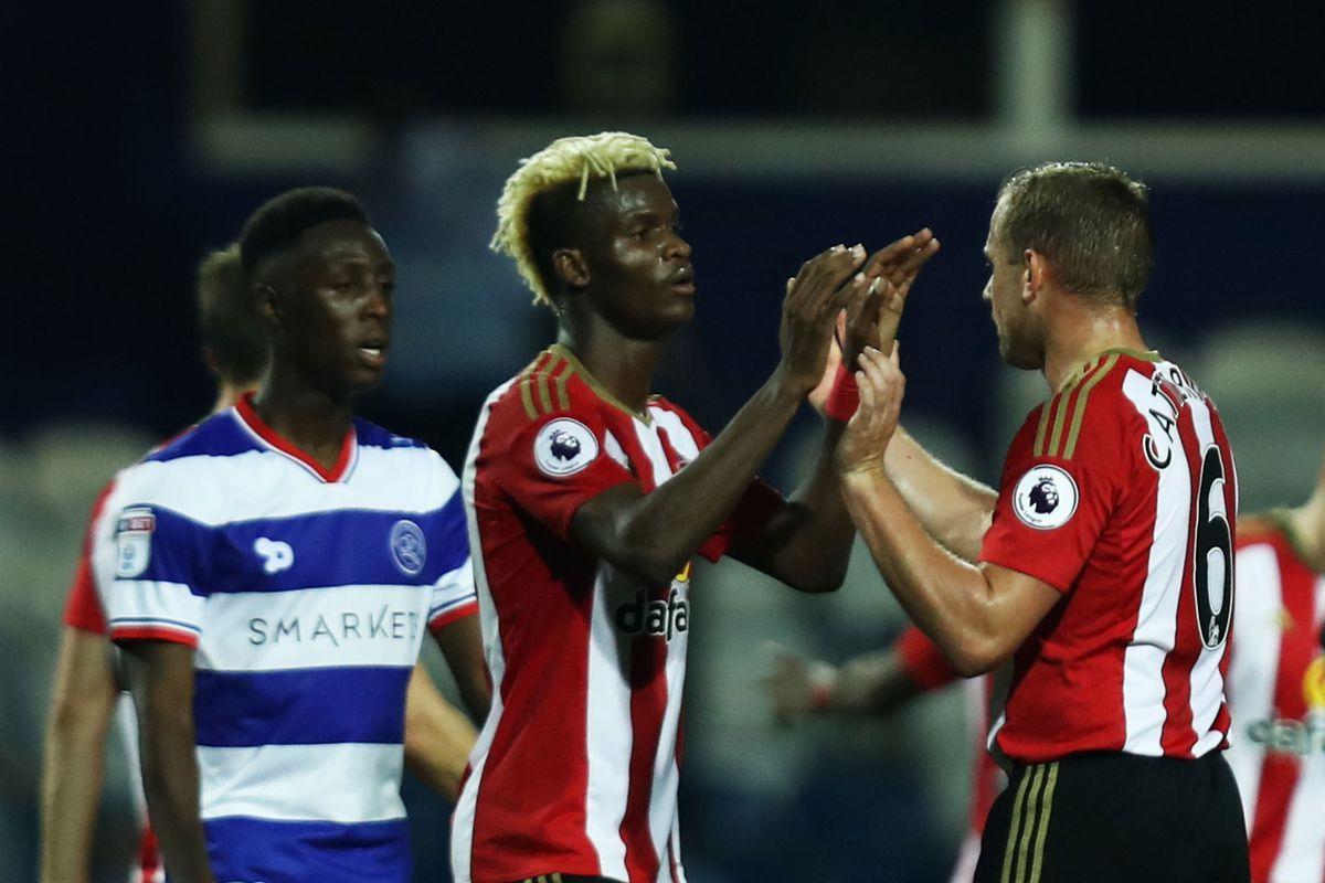 Queens Park Rangers v Sunderland - EFL Cup Third Round