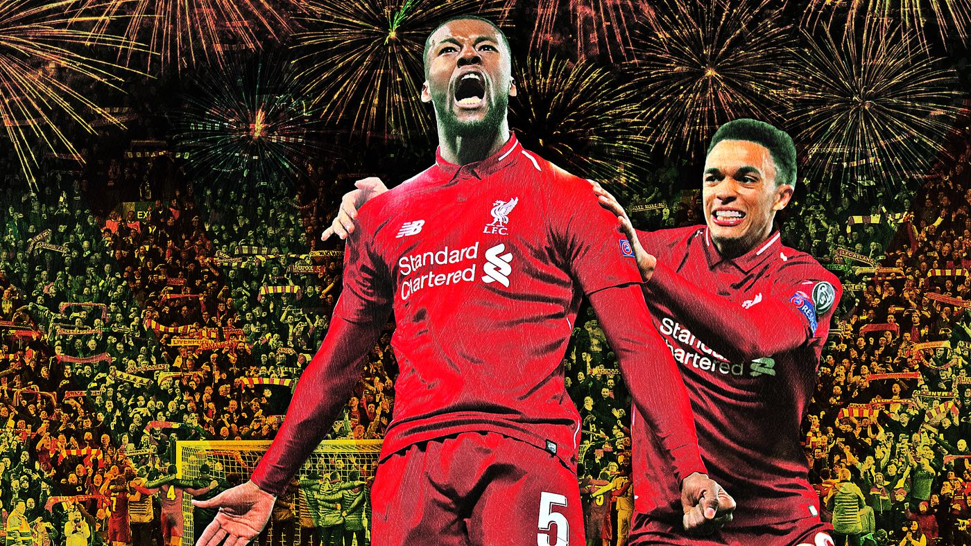 Liverpool Has a Date With Destiny After a Magical, Nonsensical Night at Anfield