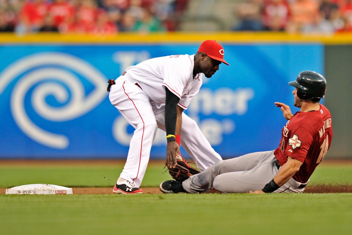 No, I don't want a foot massage. Go away, weirdo. (Photo by Jamie Sabau/Getty Images)