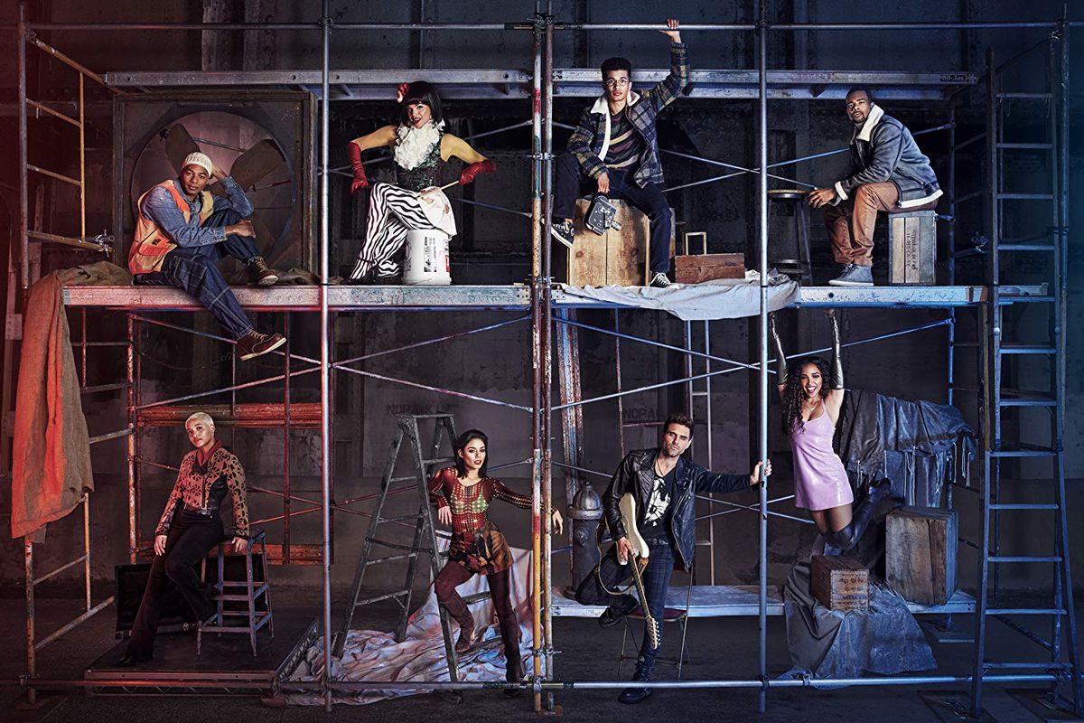 Rent Live Review: how a musical force to reckon with became a