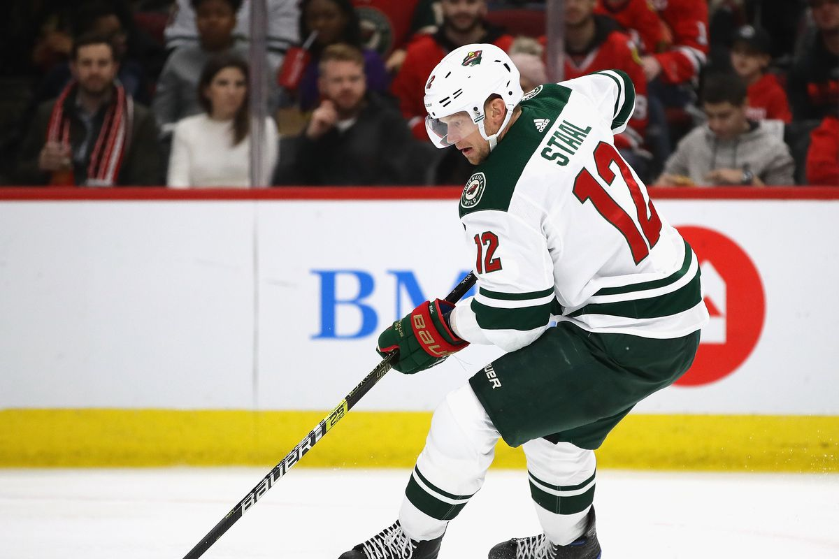 Extending Staal For Cheap Was Necessary For Wild Gm Fenton Hockey