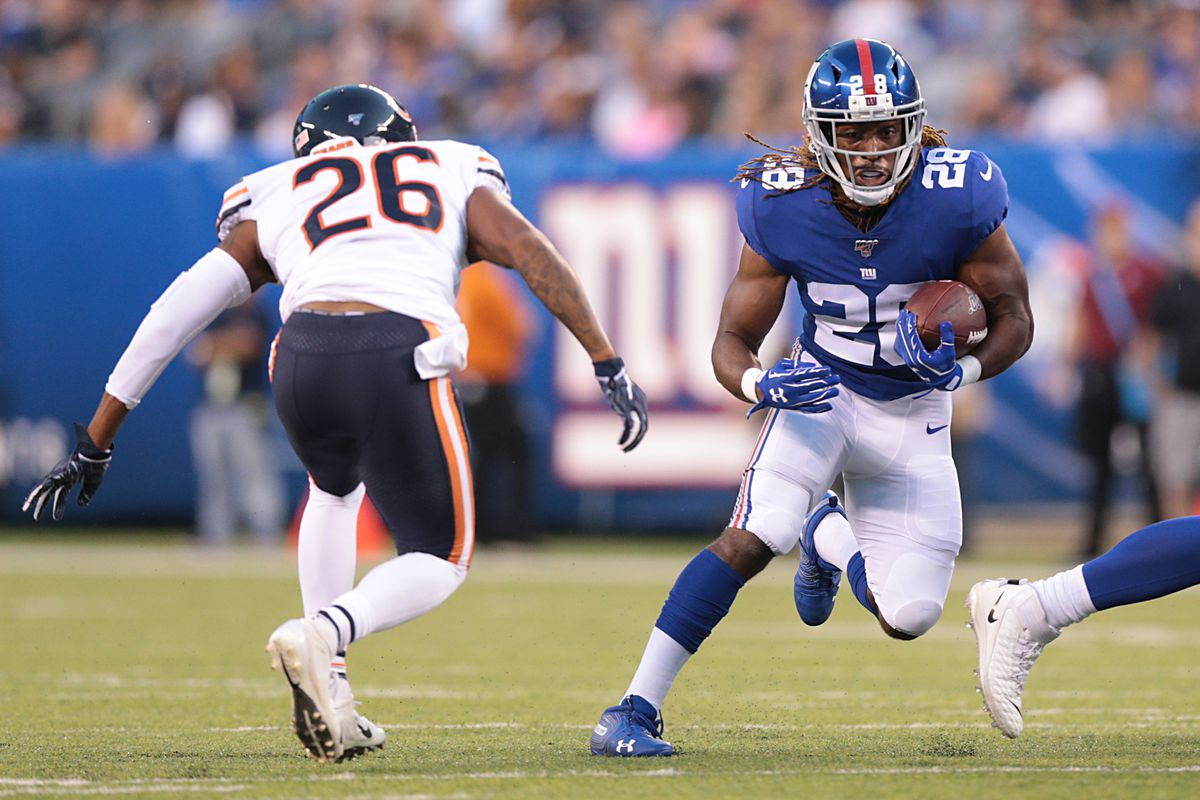 81e92918 Five winners, three losers at Giants defeat Bears, 32-13 - Big Blue View