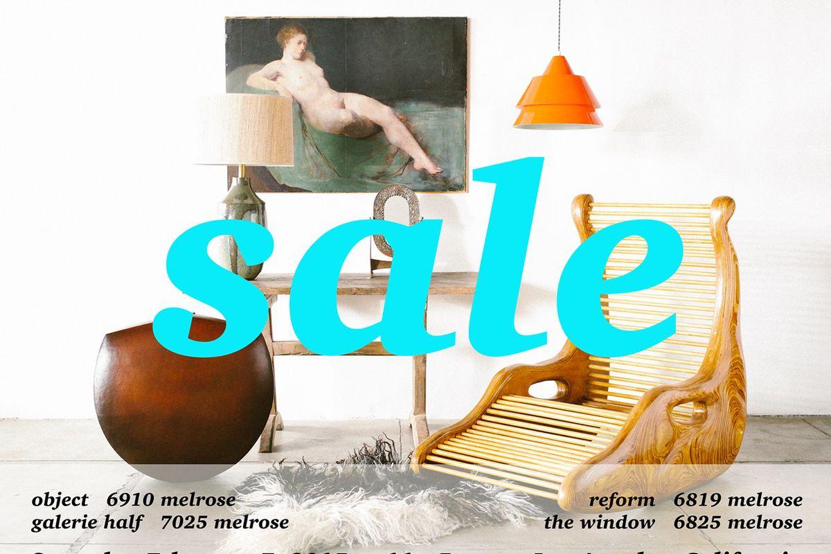 Flyer via Galerie Half