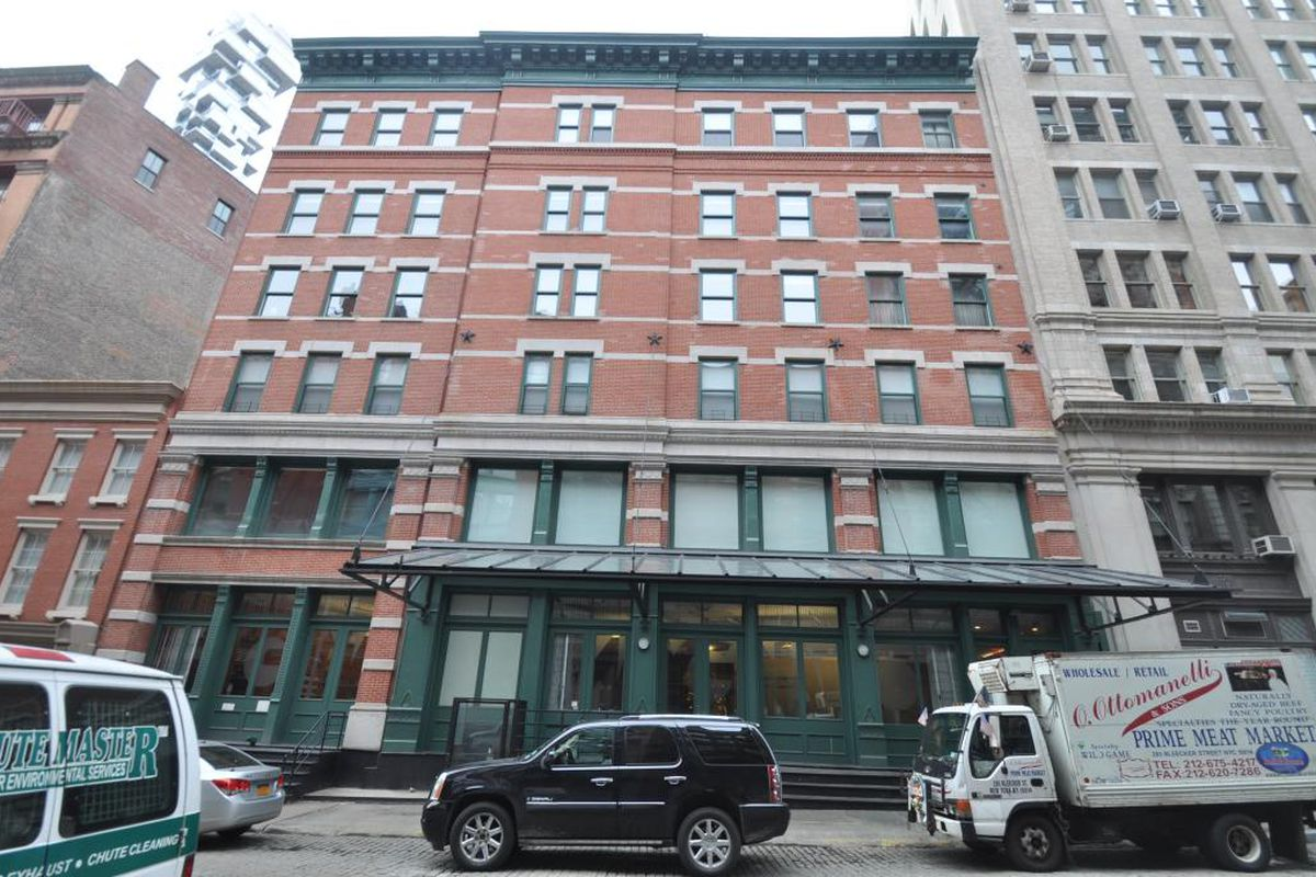 Taylor Swift Reportedly Buys Another Pricey Tribeca Apartment Curbed Ny