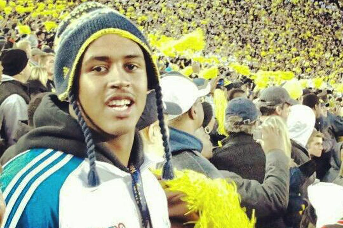 UM commit Ward has an offer from Ohio State but isn't swaying.