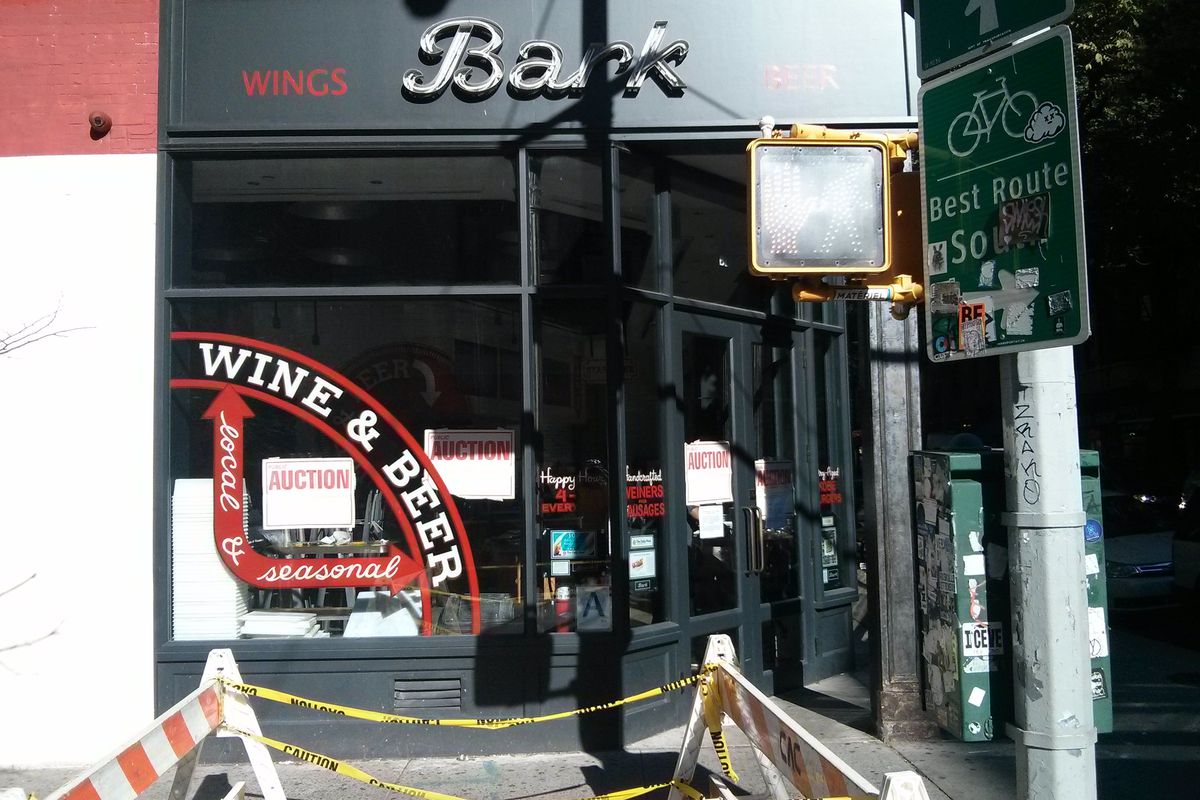 Bark closed its Greenwich Village location just months after opening it.