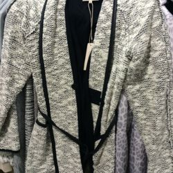 Coat, size 10, $259 (was $550)