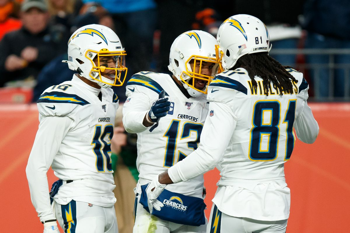 Chargers News: Wide receiver group will be top heavy in 2020 ...