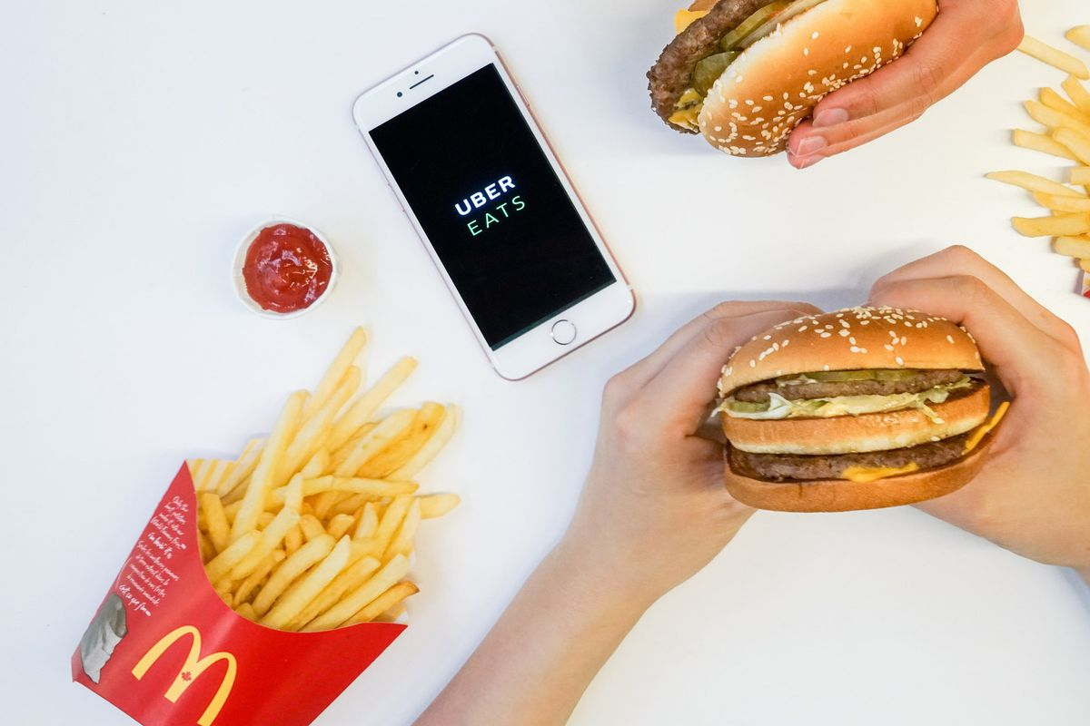 534492f725a2a McDonald s and UberEats Grow Food Delivery Partnership - Eater