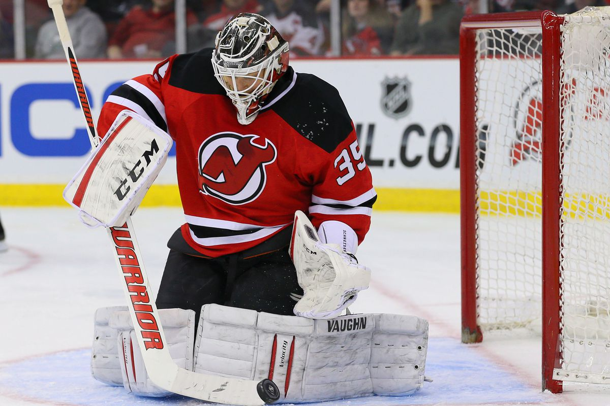 New Jersey Devils 2014-2015 Season Preview Part 5  Goaltenders - All ... 8c02b2e59