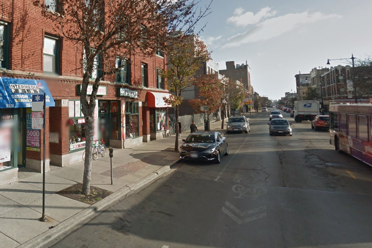 Robberies were reported in Albany Park.