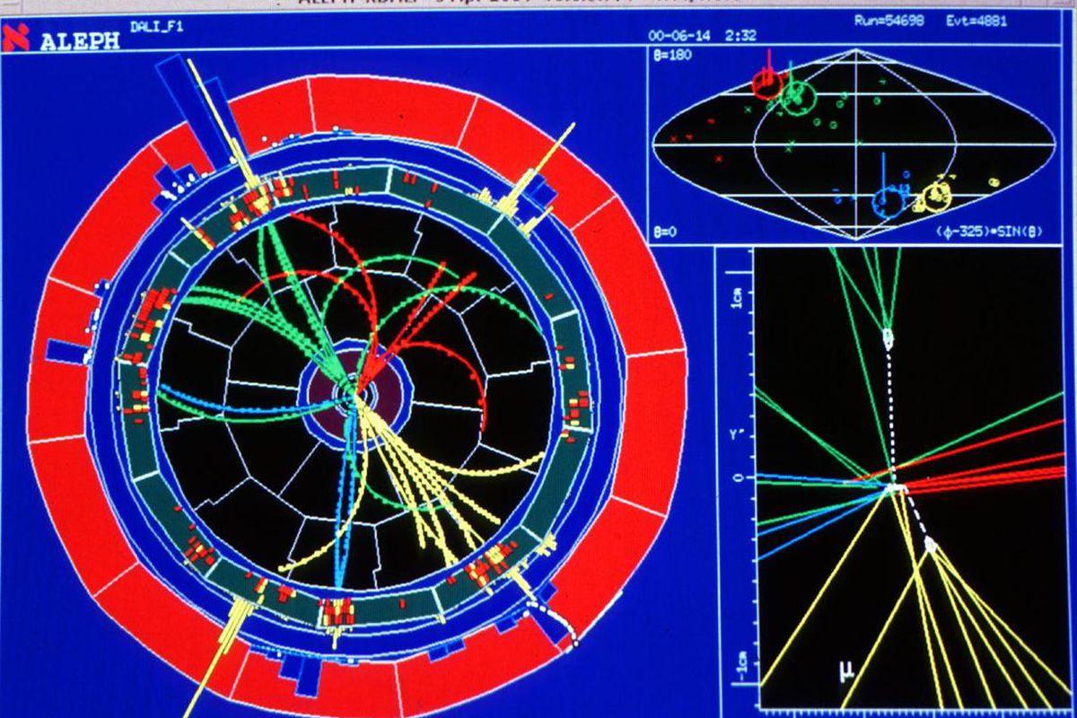 Higgs Boson Candidate