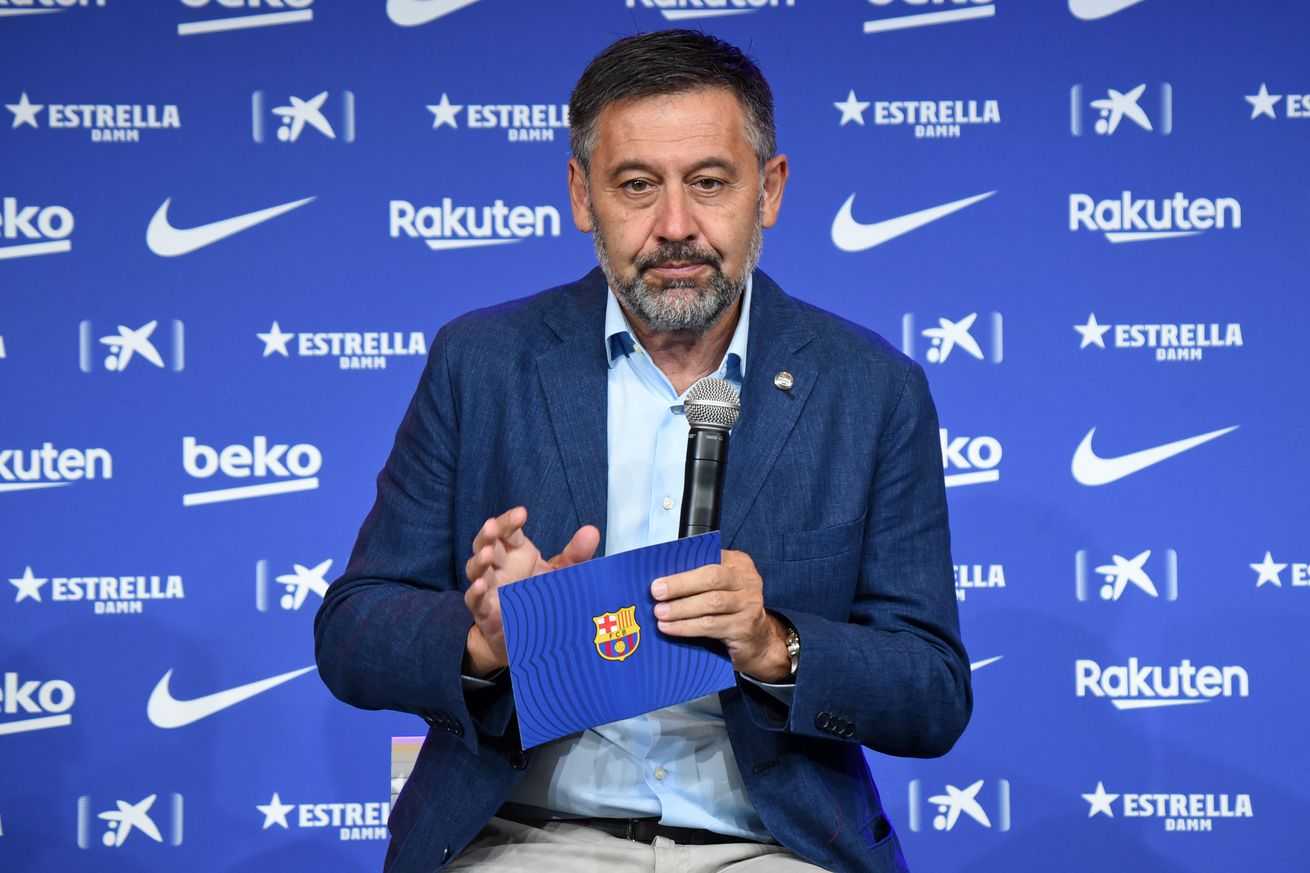 Barca confirm they?ve received 20,687 no confidence  signatures