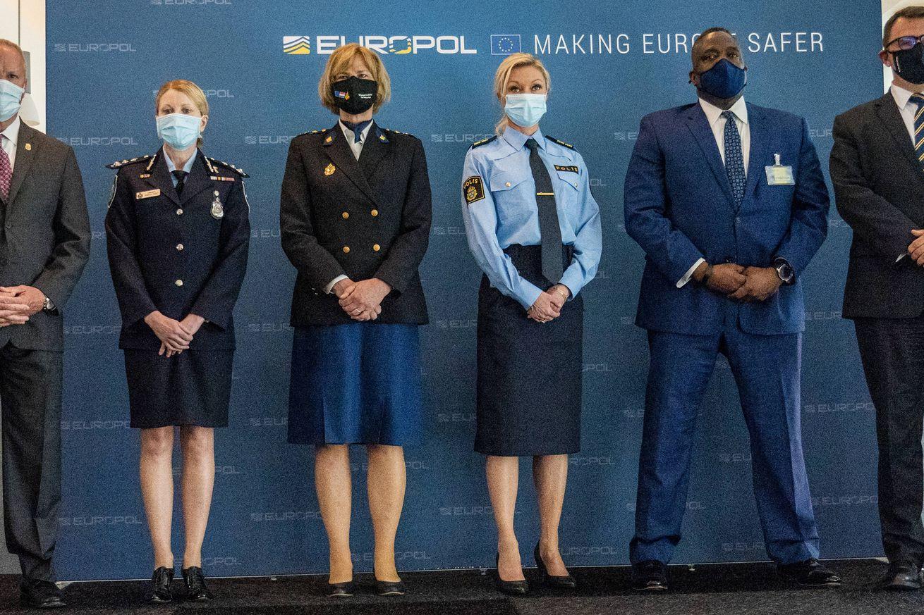NETHERLANDS-EU-POLICE-CRIME