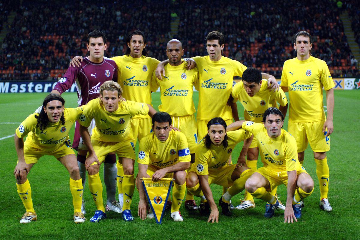 Inter Milan v Villarreal - UEFA Champions League Quarter Final 1st Leg