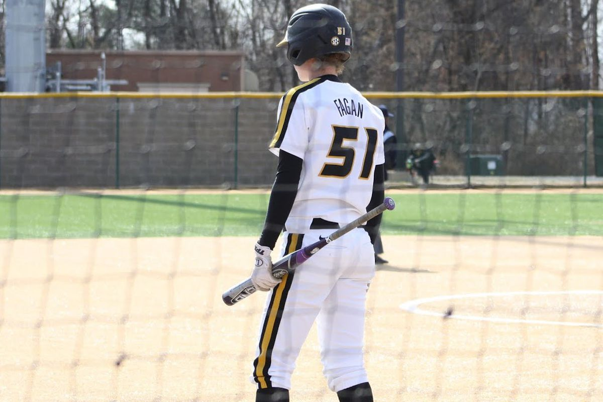 Fagan had five hits on the weekend, but all for extra bases