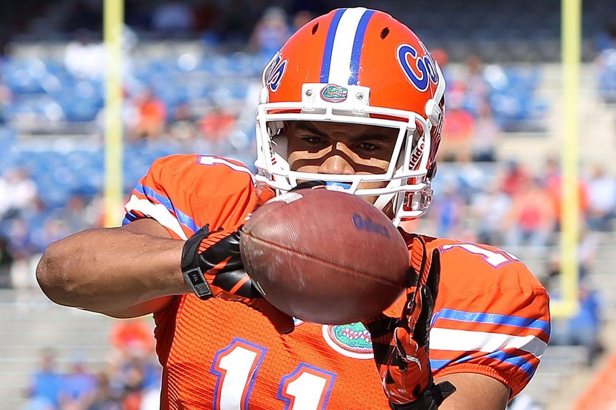 NFL Draft Profile Jordan Reed TE Florida Bleeding Green Nation