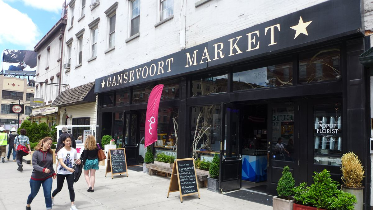Six Great Things to Eat at the Gansevoort Market - Eater NY