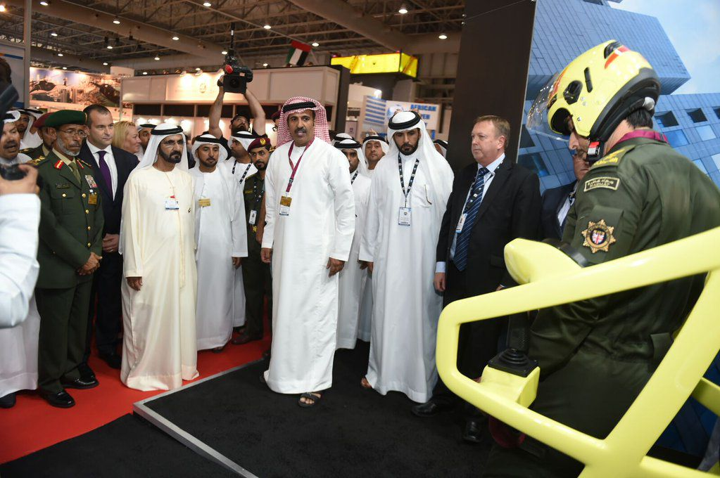 Dubai has ordered 20 jetpacks for firefighters and first responders