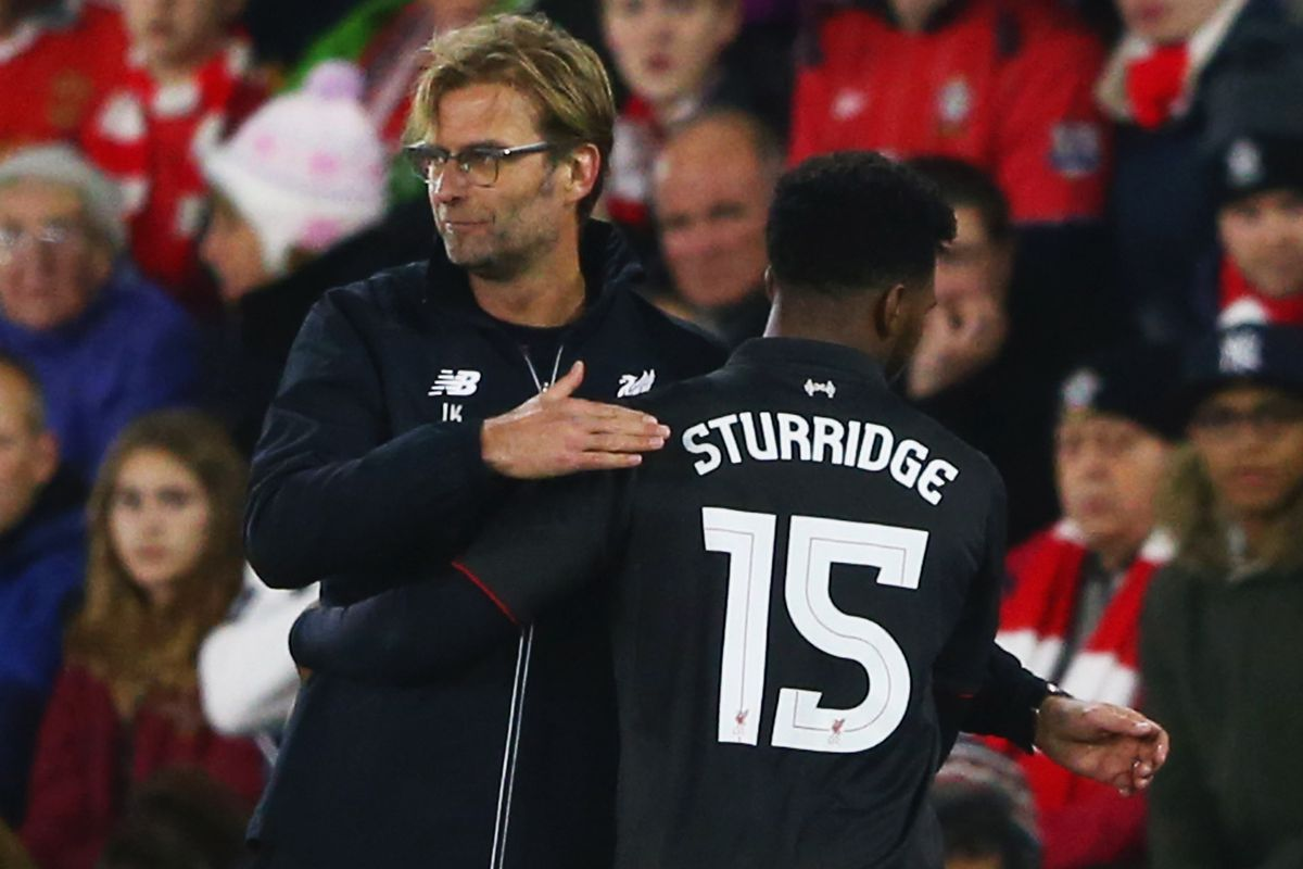 This series has been brought to you by photos of Klopp hugging players in each of the positions being discussed.