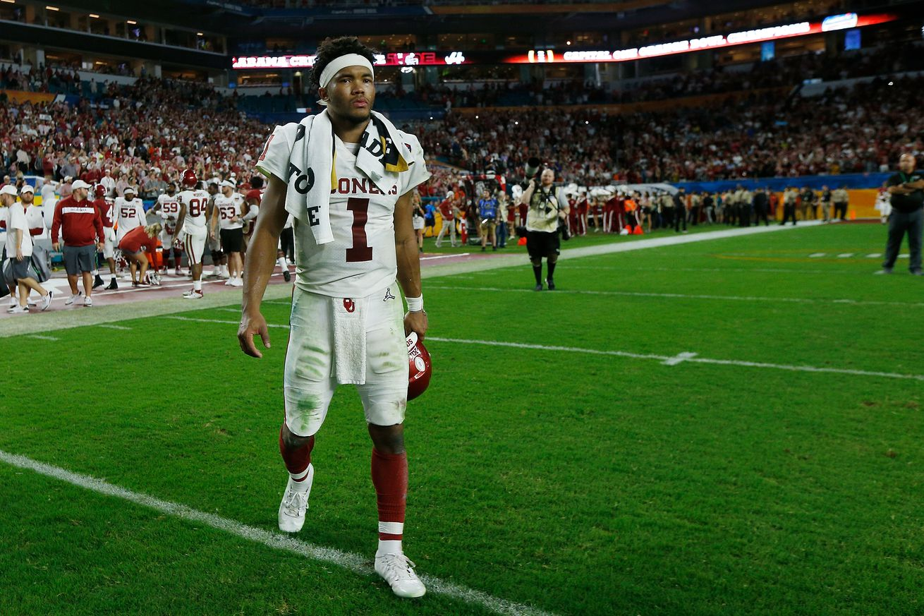 1076914420.jpg.0 - Kyler Murray will attend the 2019 NFL Combine. Here's the full list of 337 participants