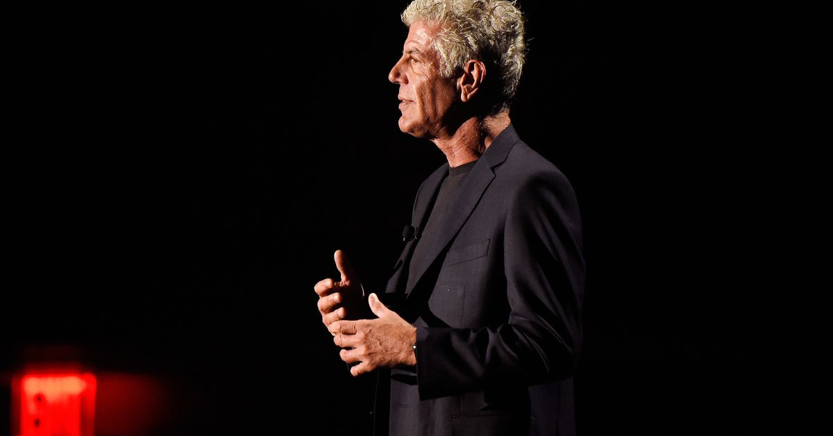 How the World Is Paying Tribute to Anthony Bourdain