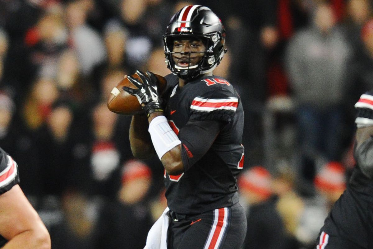 J.T. Barrett takes over as the starting quarterback after a great performance against Penn State.