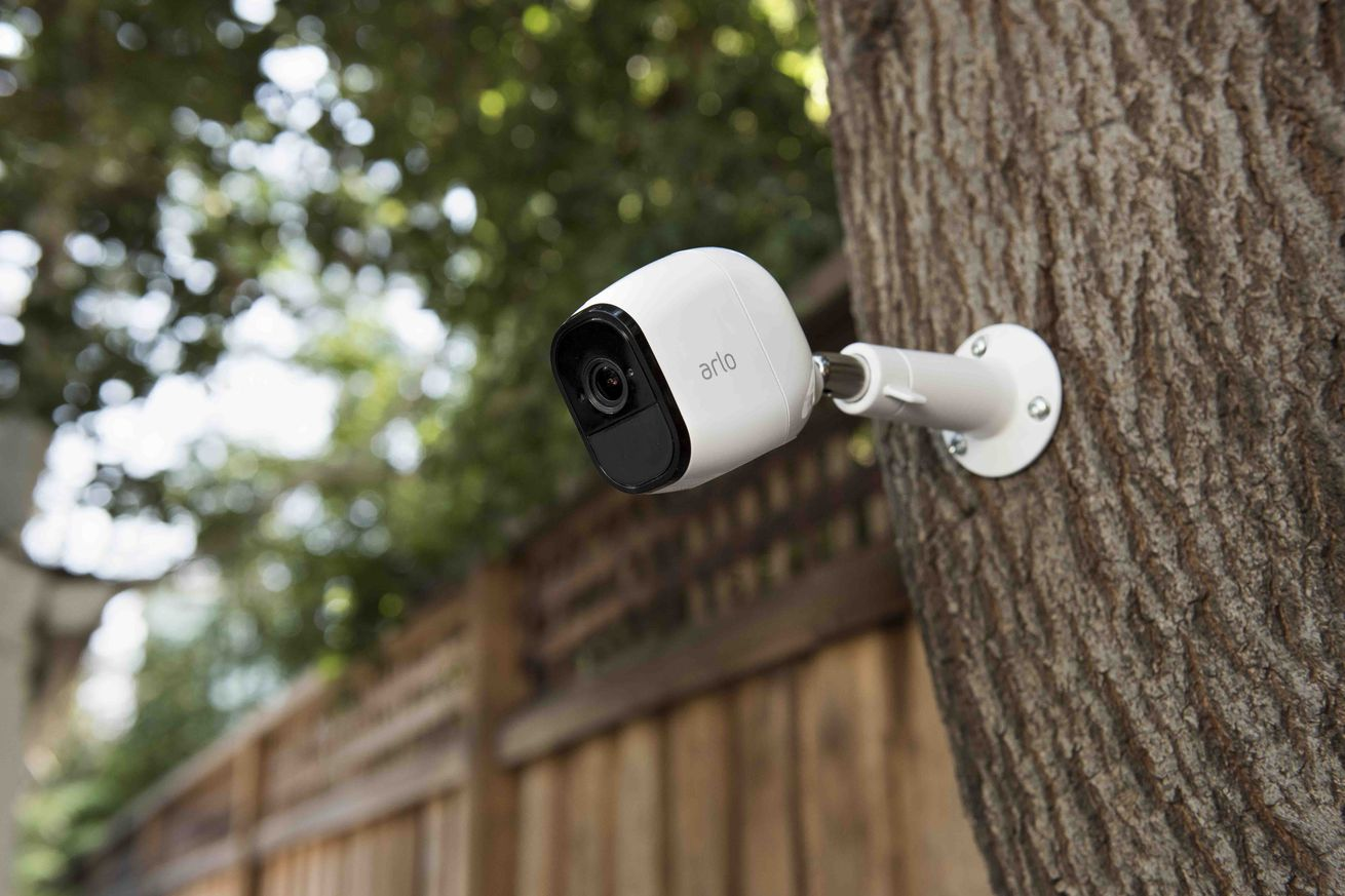 netgear is breaking out its arlo camera line into a new company