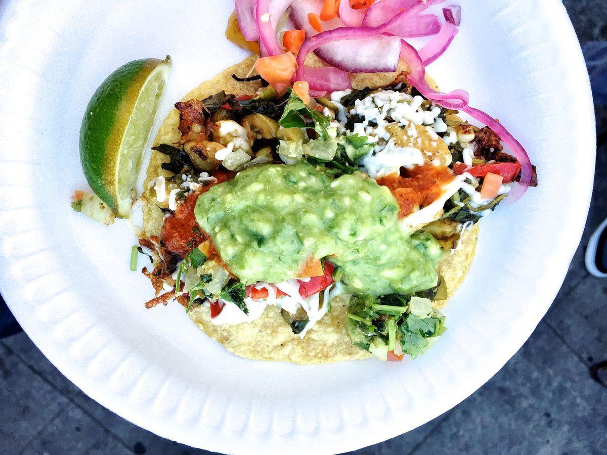 Tacos Quetzalcoatl