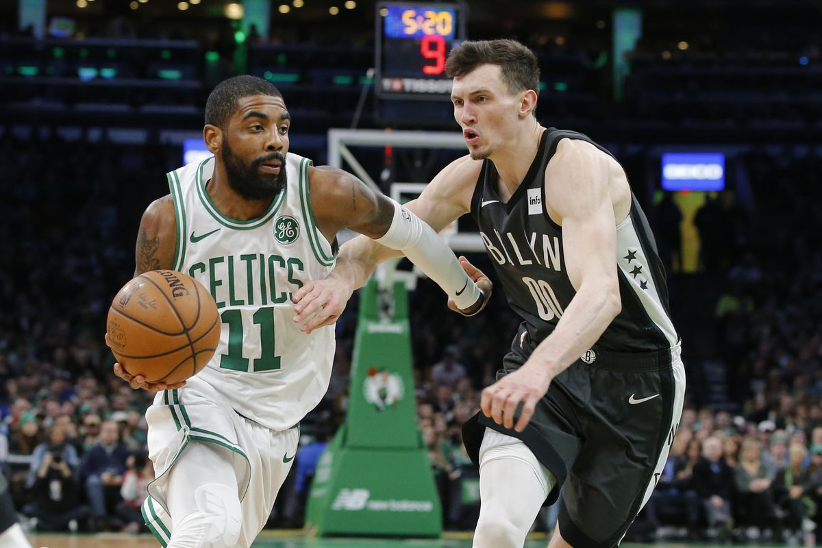 4e3393c3ab0fd Woj: Kyrie Irving likes Nets 'infrastructure,' is ready to recruit Kevin  Durant