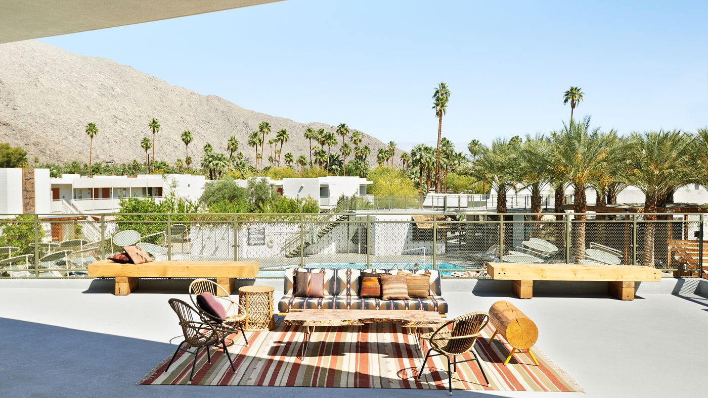 Palm Springs hotels: The best places to stay - Curbed LA