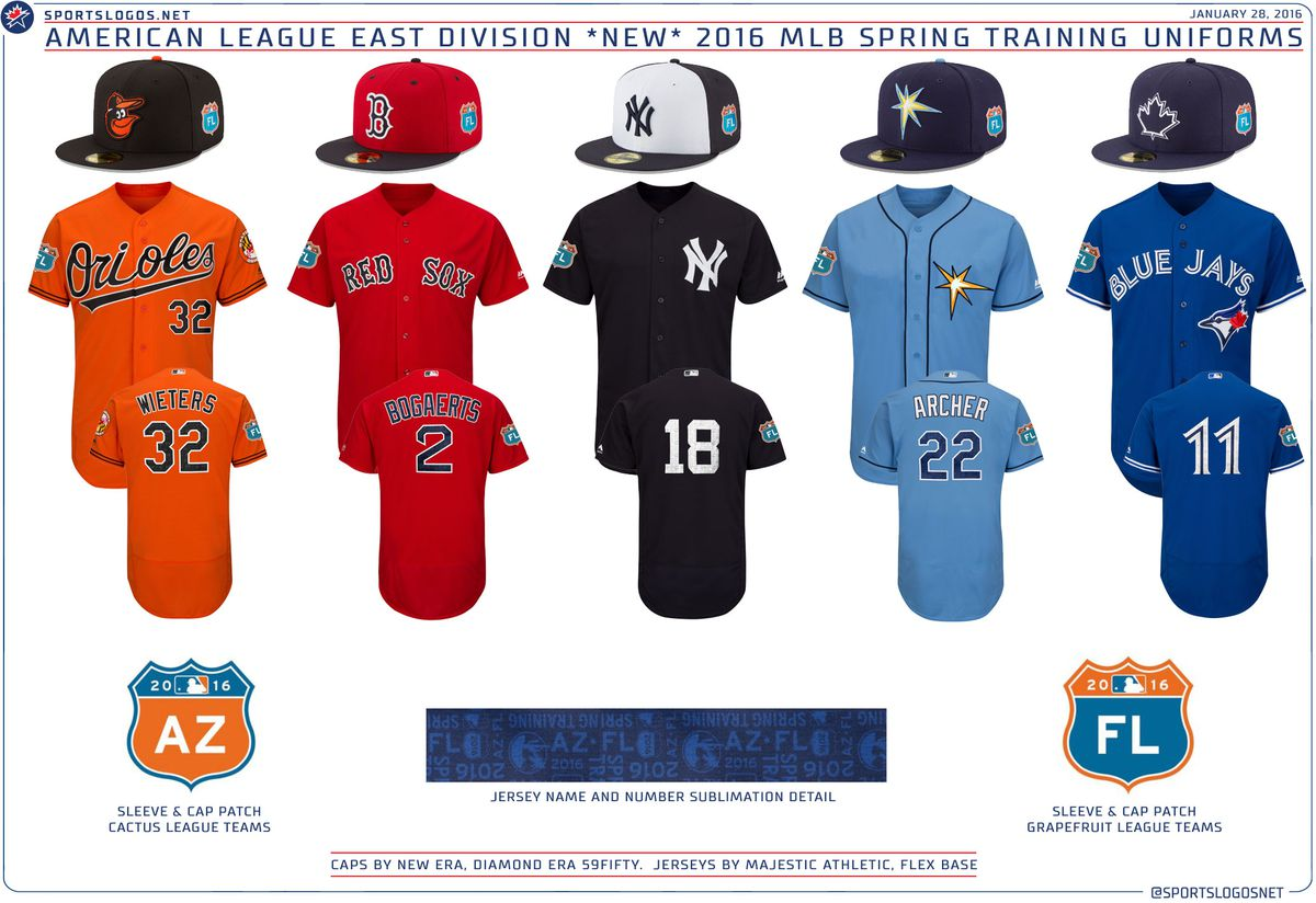 reputable site 5860f 7c01a Rays unveil Spring Training jersey featuring sunburst logo ...